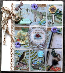 Flora & Fauna August PL for CJ
