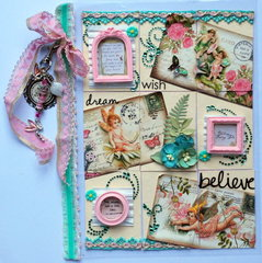 Vintage Fairies PL for Glenda