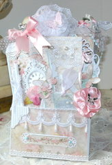 Shabby Chic Loaded Tag