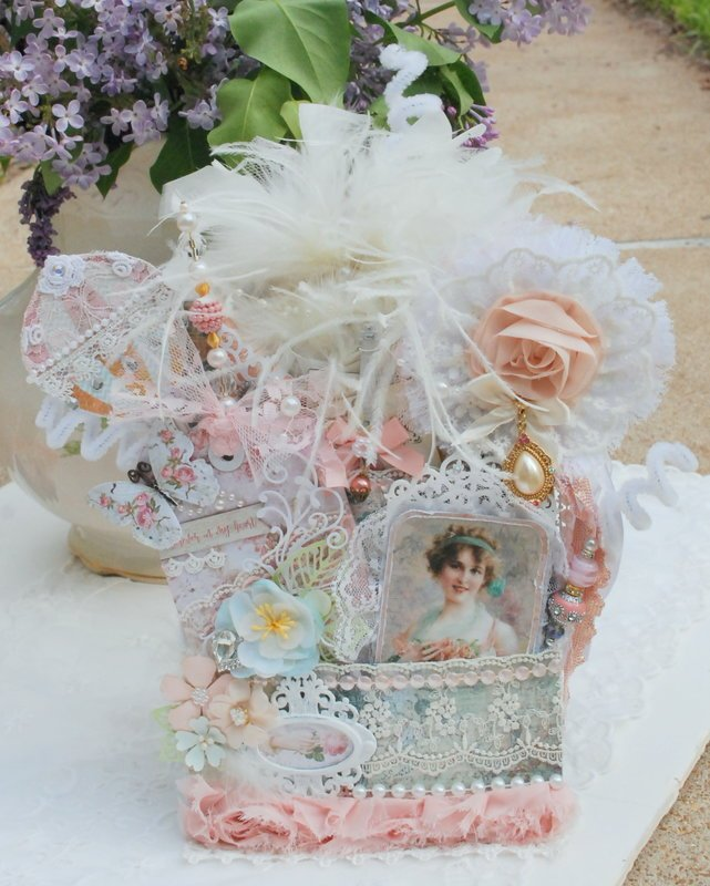 Shabby Vintage LE for Donna