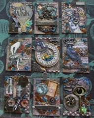 Mixed Media Steampunk PL for Carri