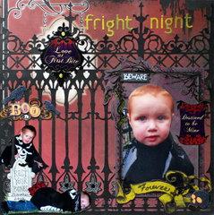 "Halloween ""Fright Night"" LO"
