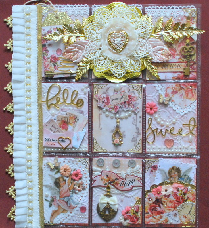 """Vintage Valentine"" for Marylou"