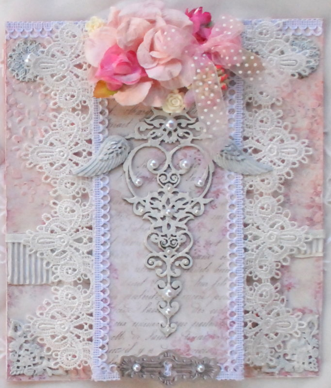 Shabby Chic RR page for Belkys