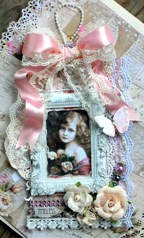 "Shabby Chic ""Timeless Beauty"""