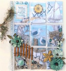 """""""By the Sea"""" PL for Pam"""