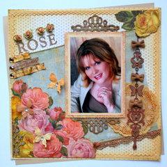 """""""Vintage Rose"""""""