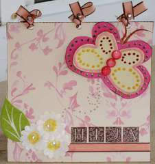 Mother's Day card to Daughter from Mom