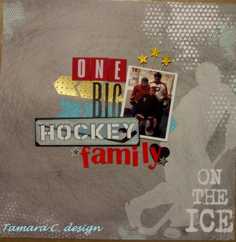 One Big Hockey Family