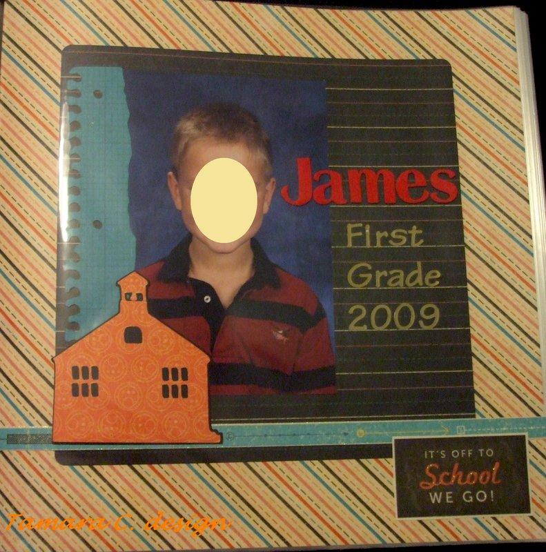 James First Grade