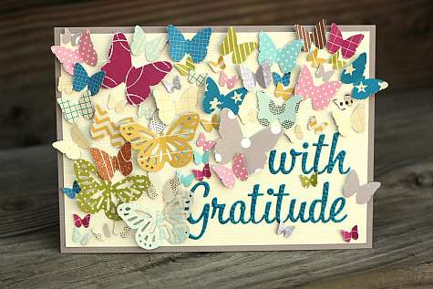 With Gratitude - American Crafts