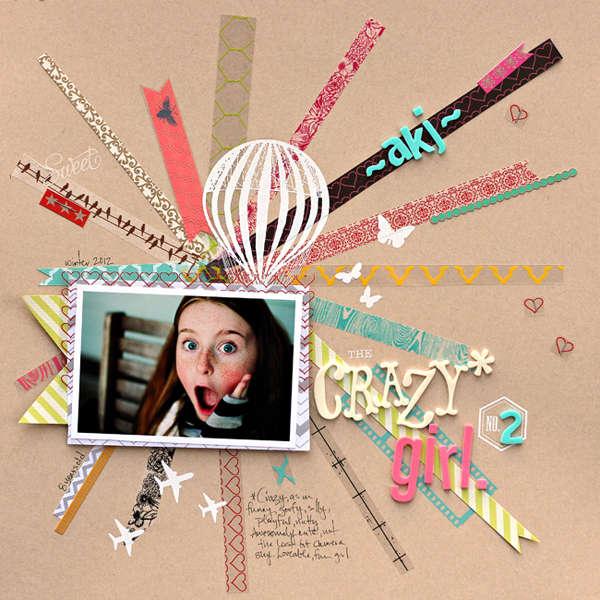 Crazy Girl *Hambly*