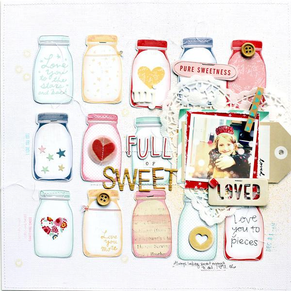 Full of Sweet