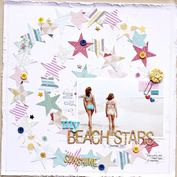 My Beach Stars