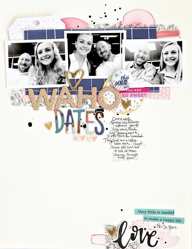 Waho Dates