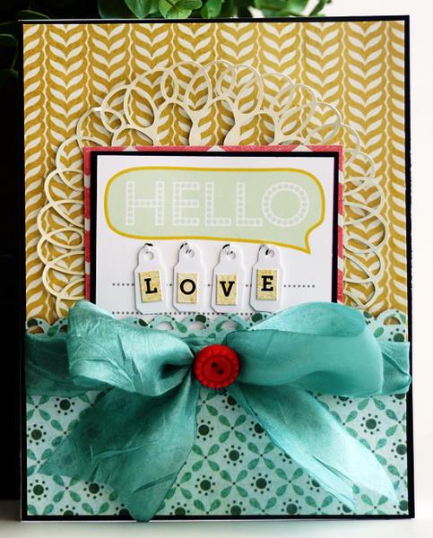 Hello Love *Cocoa Daisy Jan 13*