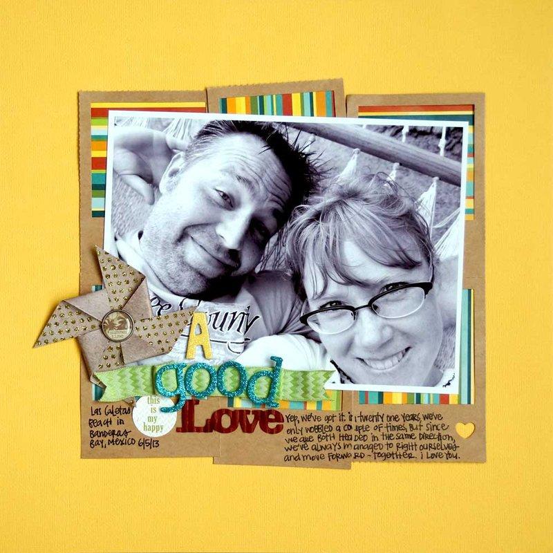 A Good Love *Cocoa Daisy July*
