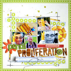 pencil proliferation