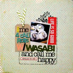 Wasabi *Sept 12 Cocoa Daisy*