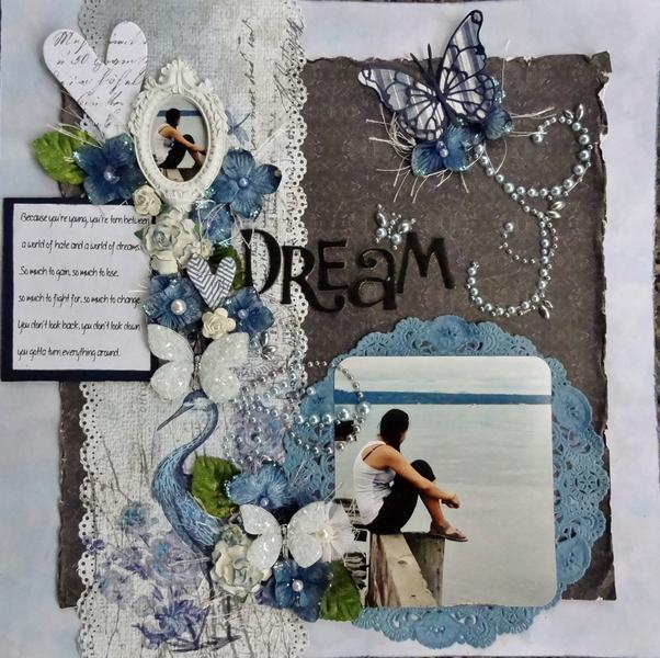 Dream *OUAS and Scraps of Elegance**