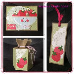 Berry Sweet Set