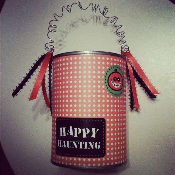 Halloween can