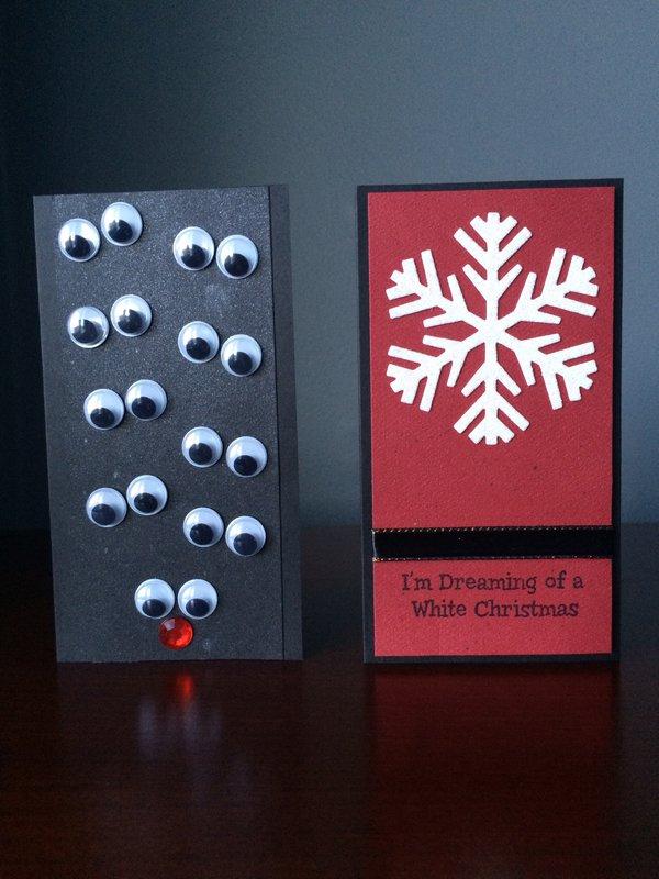 Reindeer & Snowflake