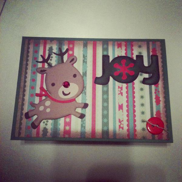 Create a critter reindeer
