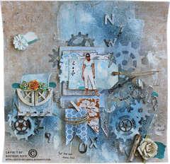 Lost in the desert-Maja Design
