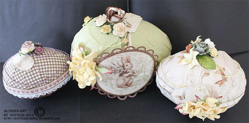 Easter eggs (Pion Design)