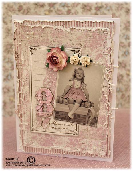 Birthday card ***MAJA DESIGN***