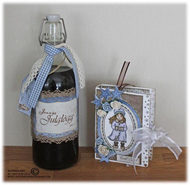 Christmas gift set-Maja Design version