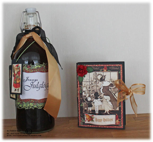 Christmas gift set-Graphic 45 version