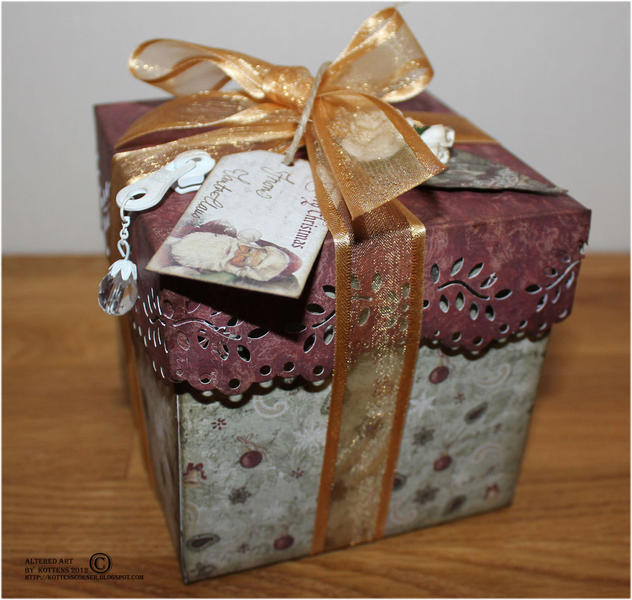 Christmas box - brand new Maja Design