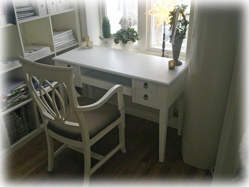 My new office at Maja Design :)