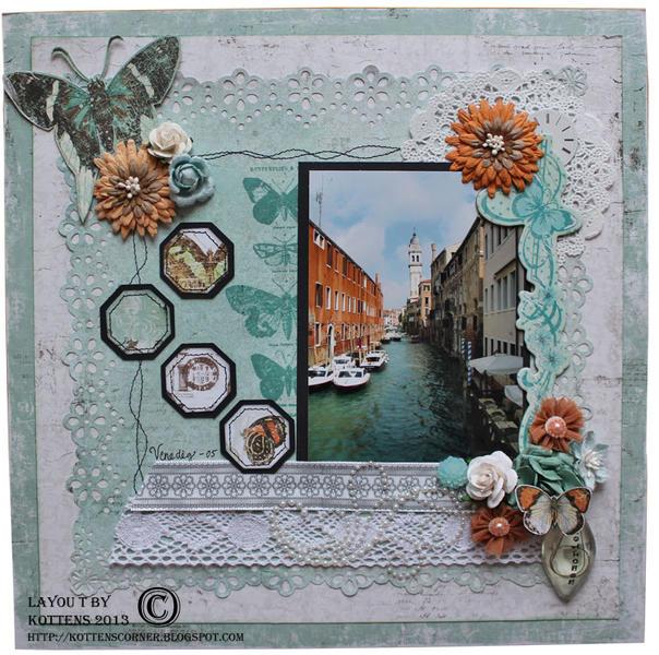 Venice *** MAJA DESIGN ***