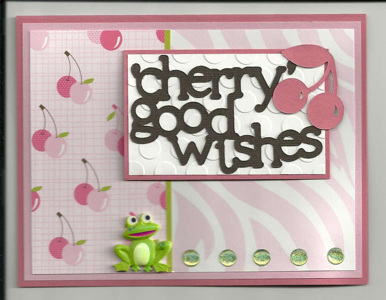 cherry good wishes
