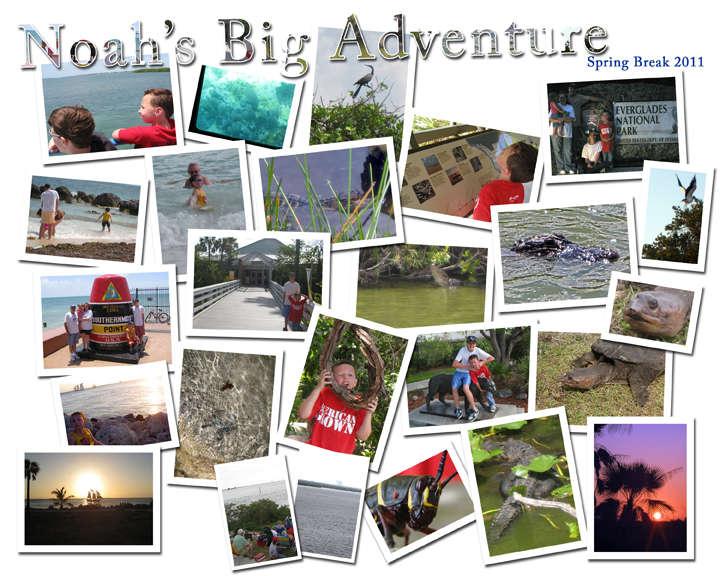 Noah's Big Adventure