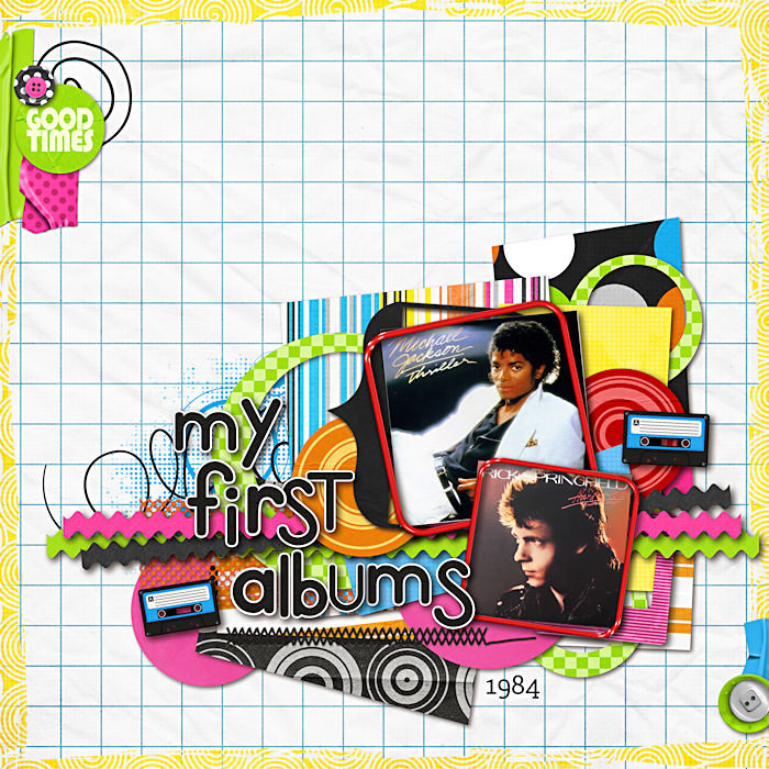 My First Albums