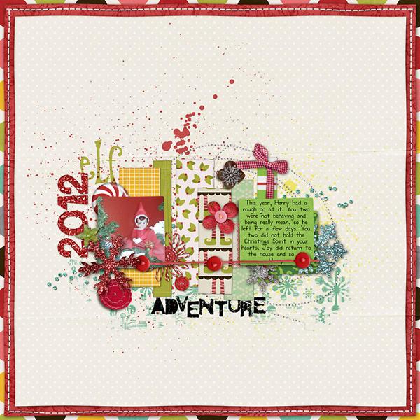 2012 Elf Adventure