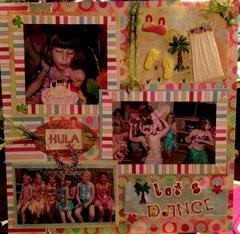 Hula Birthday