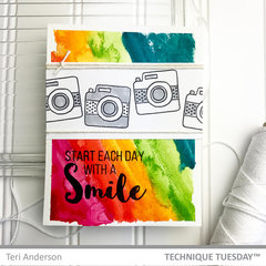 Start Each Day With A Smile