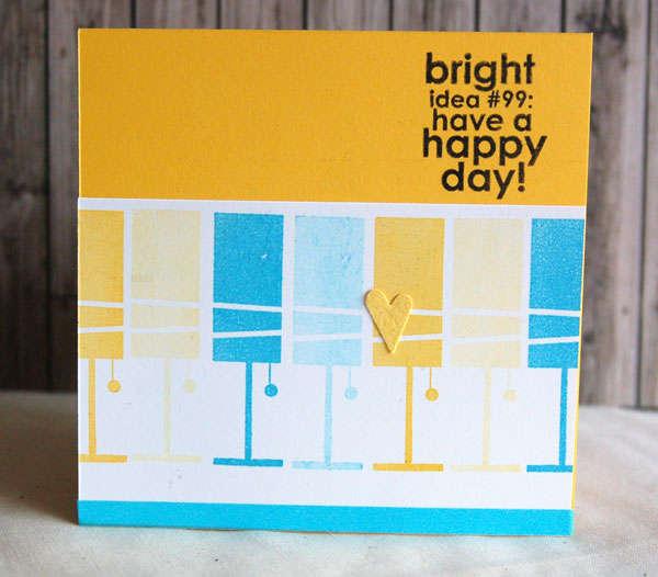 Bright Idea #99
