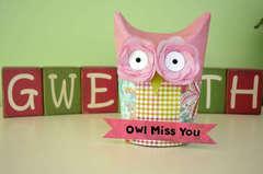 Owl Gift Box