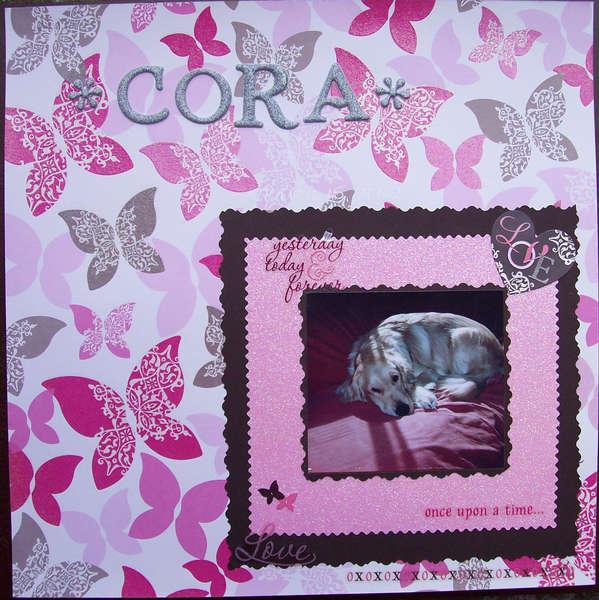 Cora Bear
