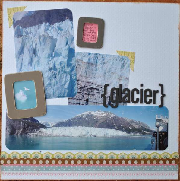 {glacier}