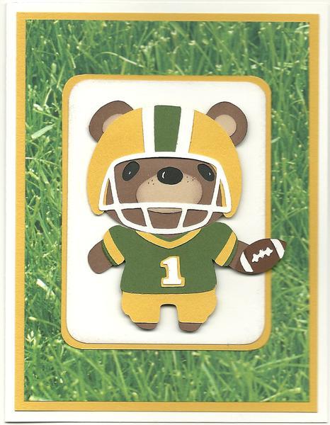 Card for Packer Fan