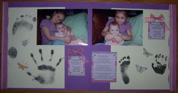 Hand & Foot Print