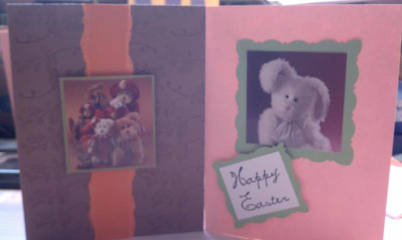 Bears and Bunny Card