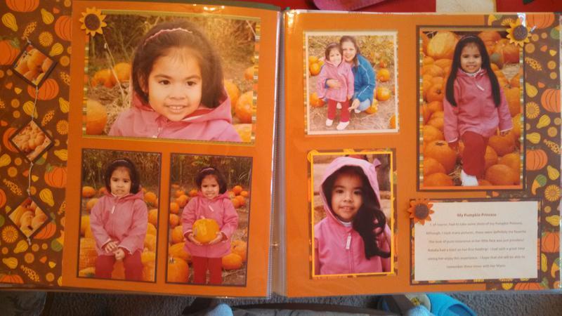 Pre-K Pumpkin Patch Fieldtrip 2007 Layout #3